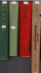#pn, #po, #pp, #pq -- ASCAP The ASCAP Biographical Dictionary, 1st 1948, 2nd 1952, 3rd 1966, 4th 1980