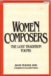 #pr -- Jezic Women Composers: The Lost Tradition Found