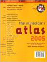 #rj -- Folkman, Martin The Musician's Atlas 2005, 7th ed.  (cover scan found on the Web - WANTED)