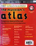 #rl -- Folkman, Martin The Musician's Atlas 2007, 9th ed.  (cover scan found on the Web - WANTED)