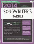 #sm14 -- Duncan, James 2014 Songwriter's Market (front cover)