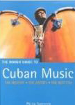 #?? -- Sweeney, Philip Rough Guide to Cuban Music, 2001, 1st ed.  (cover scan found on the Web - WANTED)
