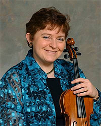 Klara Fenyo Bahcall, current UW Oshkosh Music Department Faculty