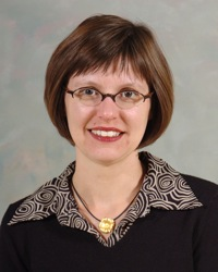 Julia Chybowski, current UW Oshkosh Music Department Faculty