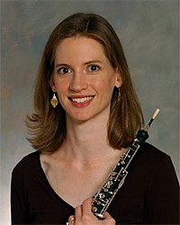 Emily Helvering, current UW Oshkosh Music Department Faculty