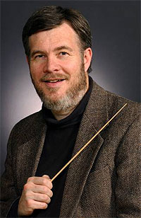 Rob McWilliams, current UW Oshkosh Music Department Faculty