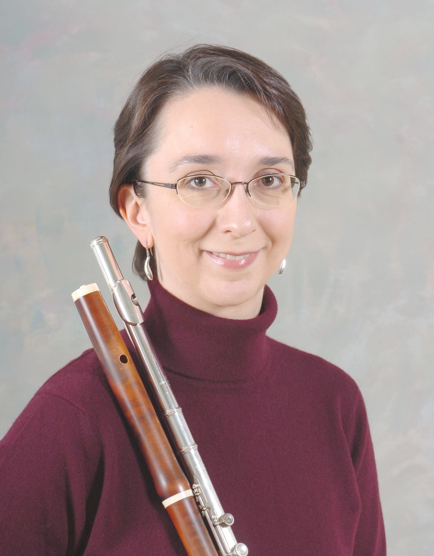 Linda Pereksta, current UW Oshkosh Music Department Faculty